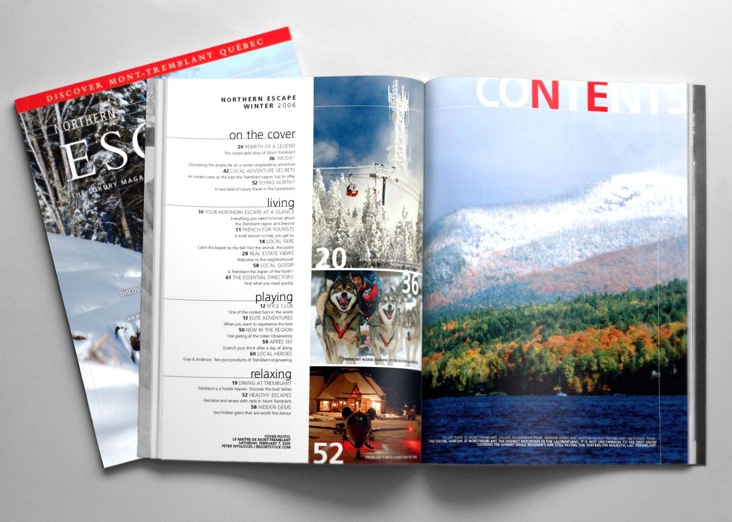 Northern Escape Magazine